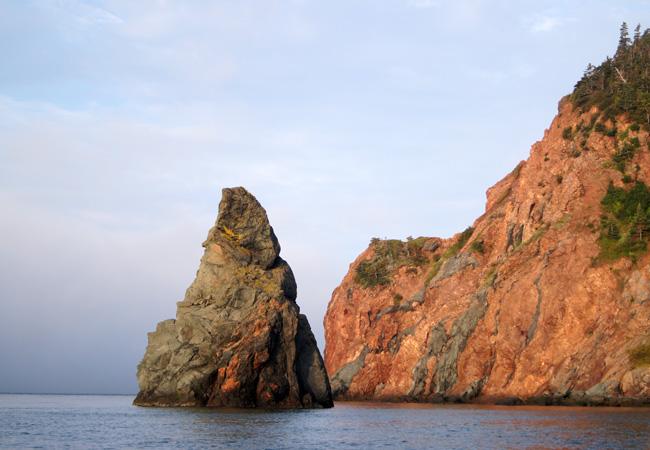 Bay Of Fundy Camping >> Isle Haute Bay Of Fundy Long Awaited Island Exploration