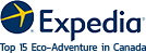 Expedia Top 15 Adventure Tours